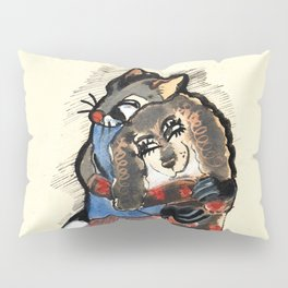 Love: We are lovers Pillow Sham