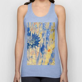 Cornfield Views Unisex Tank Top