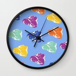 Steak Fantasy Wall Clock