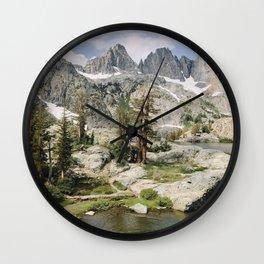 High Sierra Wonderland Wall Clock