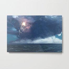 Thunderhead Metal Print
