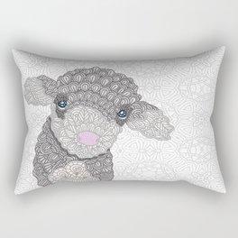 Little Lamb Rectangular Pillow