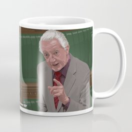 """Crooks"" Coffee Mug"