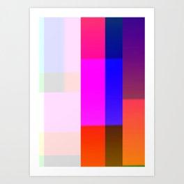 Error 006 Art Print