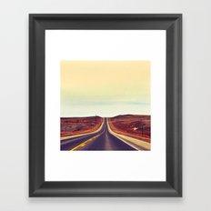 Midwestern Stretch Framed Art Print