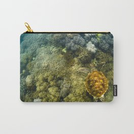 Turtle reef launch Carry-All Pouch