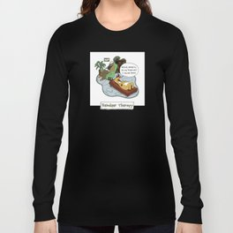 Reindeer Therapy Long Sleeve T-shirt