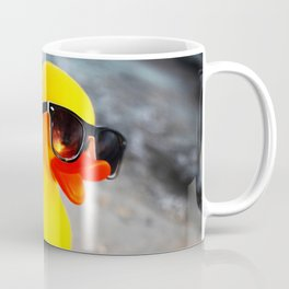 Beach Duck Coffee Mug