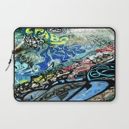 Graffiti is Art Laptop Sleeve