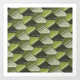 Geometrix 149 Art Print