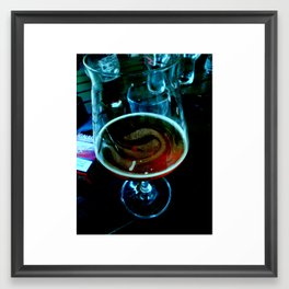 Lombrata Framed Art Print