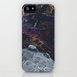 Moon Heart iPhone Case