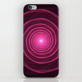 Rows of a Rose iPhone Skin