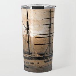 Sea Cloud II tall ship Travel Mug