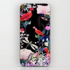 enchanted night iPhone Skin
