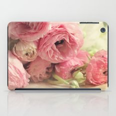 the first bouquet iPad Case
