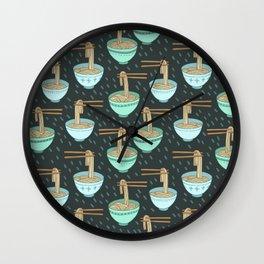noodles! Wall Clock