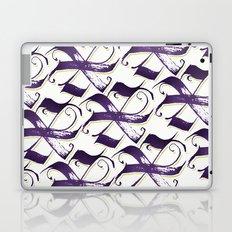 Letter X Laptop & iPad Skin