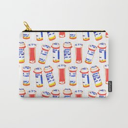 Health is Wealth I Carry-All Pouch