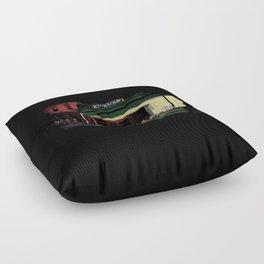 Nightwalkers Floor Pillow