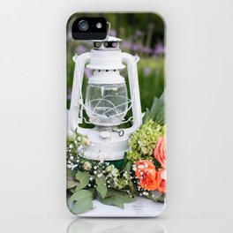 sweet and light iPhone Case