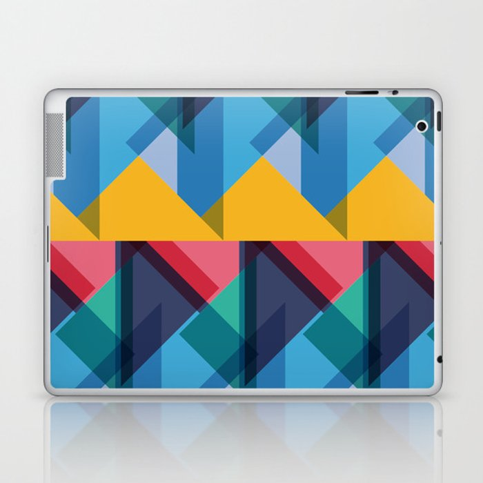 Crazy Abstract Stuff 2 Laptop & iPad Skin