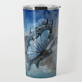 The Butterfly effect Travel Mug