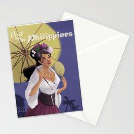 Mabuhay Stationery Cards