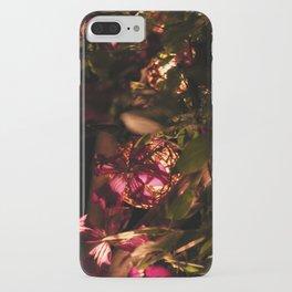Night Blooms I iPhone Case