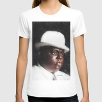 biggie smalls T-shirts featuring Biggie Smalls by André Joseph Martin