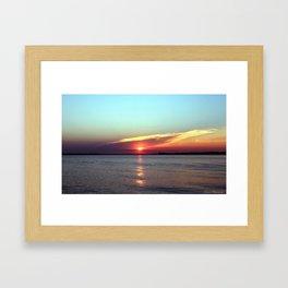 Gods Creation  Framed Art Print