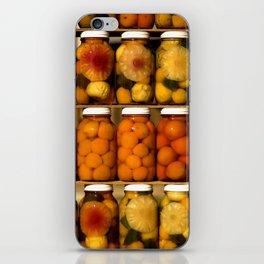 Sweet fruits iPhone Skin