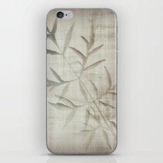 Satin night iPhone & iPod Skin