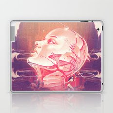BIONIC WOMAN Laptop & iPad Skin