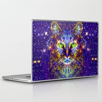 "mercedes Laptop & iPad Skins featuring ""Feed Me Can Food."" - Sir Parker by Sir P & Lady J"