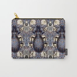 Beetles and Pimpernel Carry-All Pouch