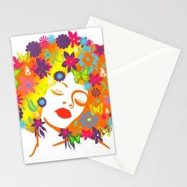 Female Radiance Stationery Cards