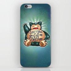 Big Papa! iPhone & iPod Skin