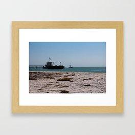 Back to Your Heart Framed Art Print