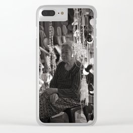 Vietnam Clear iPhone Case