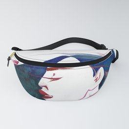 Paint with all the colors of the wind Fanny Pack
