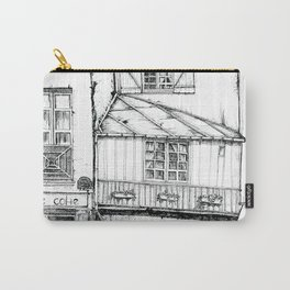Rue Galande Carry-All Pouch