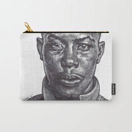 Straight out of Detroit Carry-All Pouch