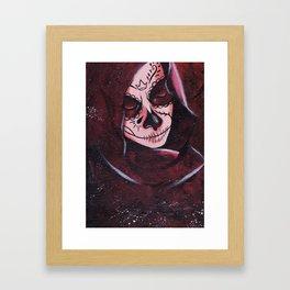 De La Rosa Framed Art Print