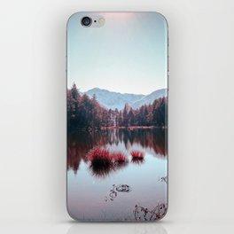 Winter Lake iPhone Skin