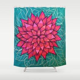 Flower4 Shower Curtain