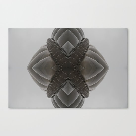 SDM 1011 (Symmetry Series) Canvas Print