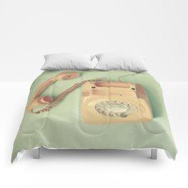 Off the Hook Comforters