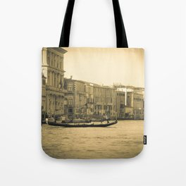 Venice, Grand Canal 5 Tote Bag