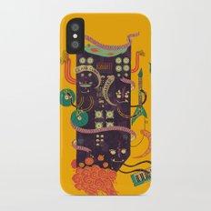 Power Trio iPhone X Slim Case